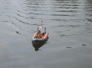 Atlantic 21 Lifeboat